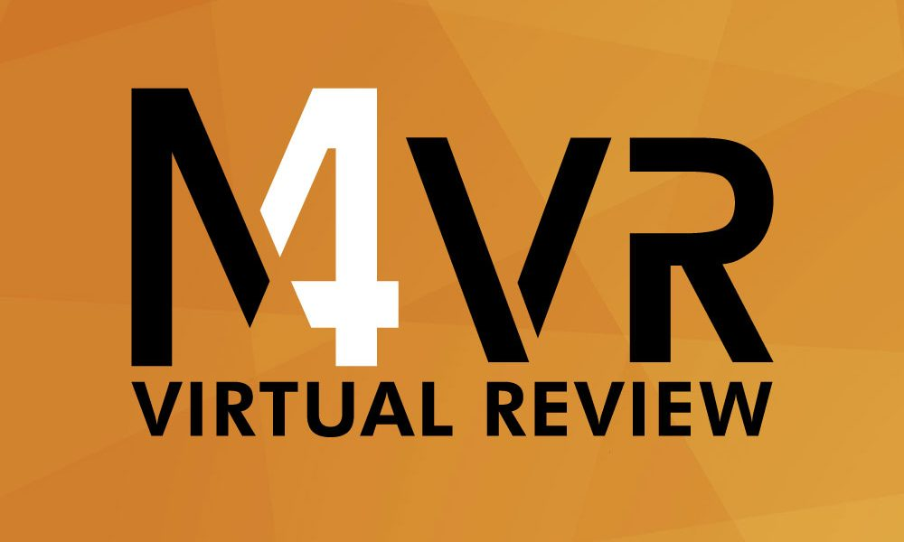 Impressive product presentations with M4 VIRTUAL REVIEW