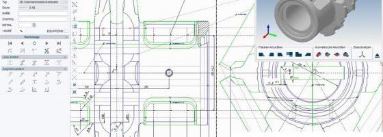 3D CAD Modelling – MEDUSA4 3D