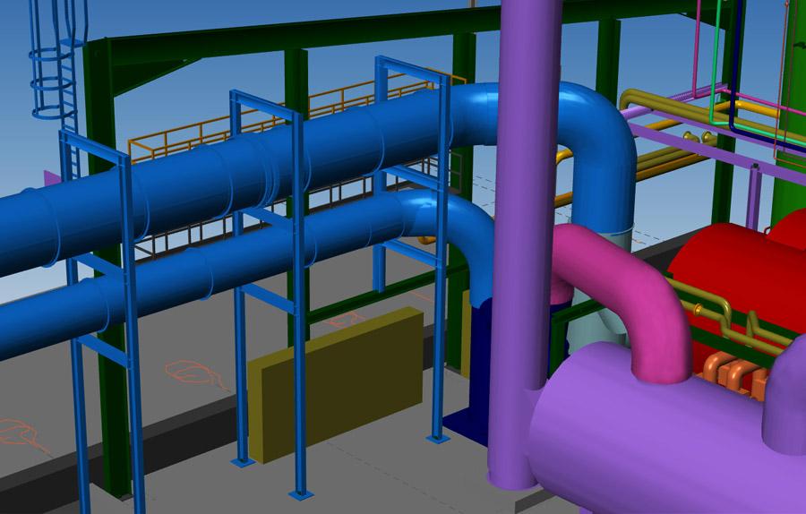 3D Piping Design Software   MPDS4