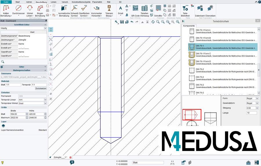 Standard CAD Parts Library – MEDParts