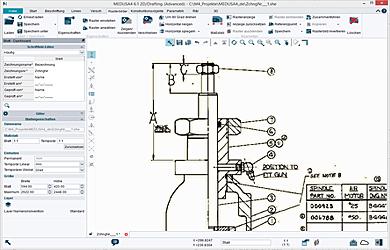 Colour Image Integration into CAD Designs – MEDRaster Colour