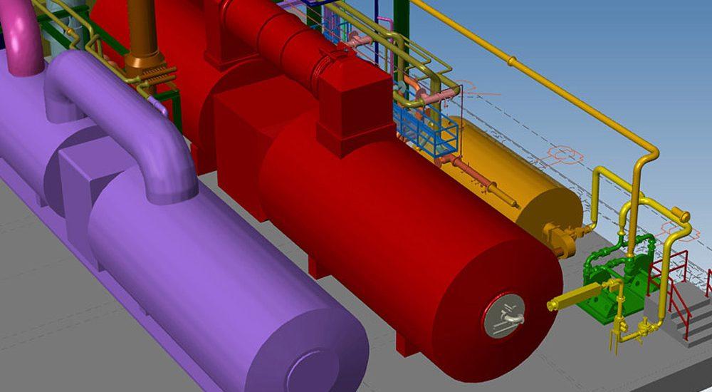 3D Piping Design Software | MPDS4