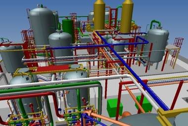 CAD Schroer supports universities with free 3D plant design software