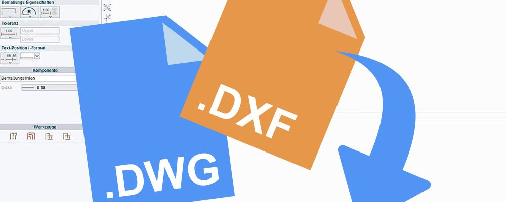 From 2D DWG or DXF to 3D model: With this freeware