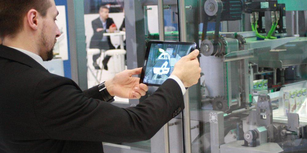 AR und VR sorgt beim Messebesucher für eine bleibende Erinnerung