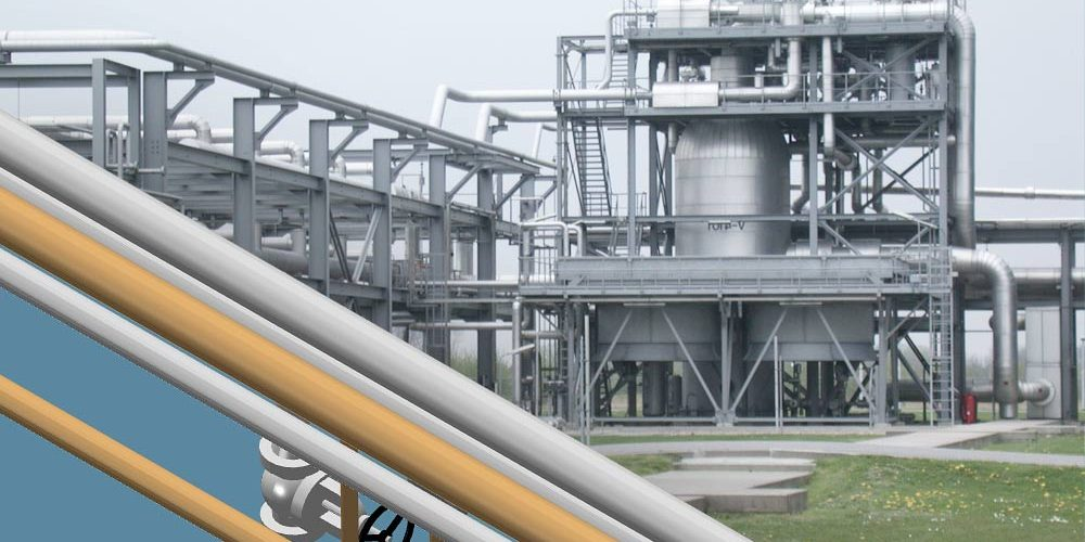 Specialised CAD solution automates pipeline construction