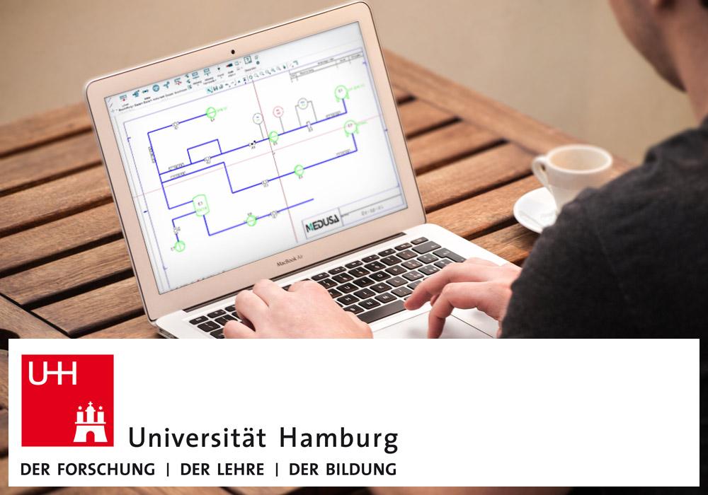 P&ID software for the University of Hamburg