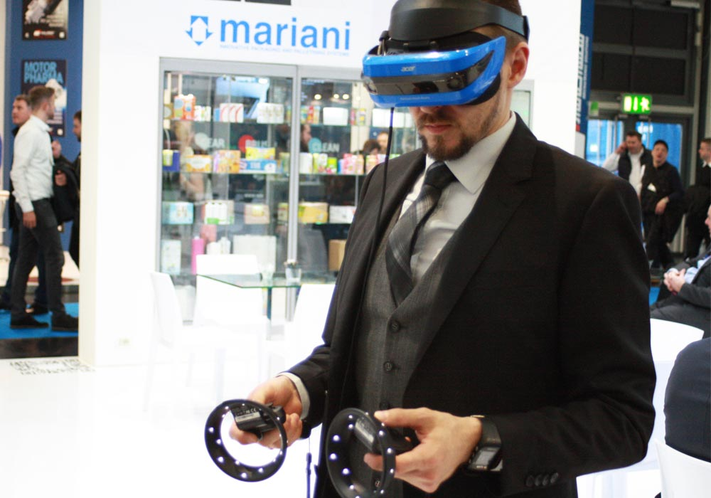 Mariani: The latest packaging systems presented virtually