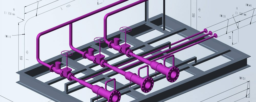 Fast, automated generation of piping isometrics