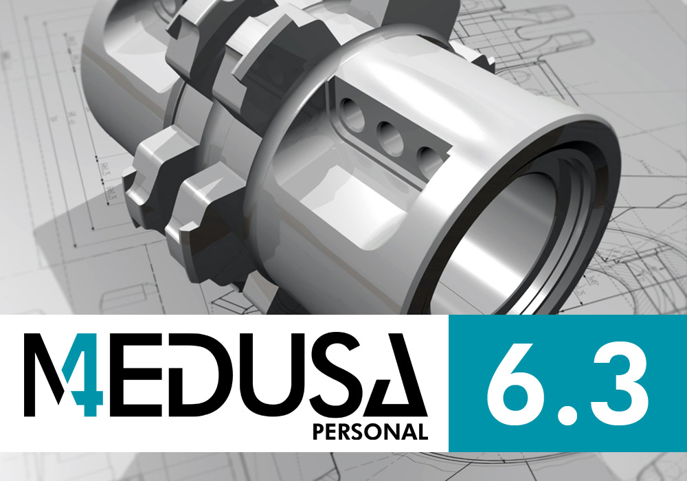 Version 6.3 of MEDUSA4 Personal