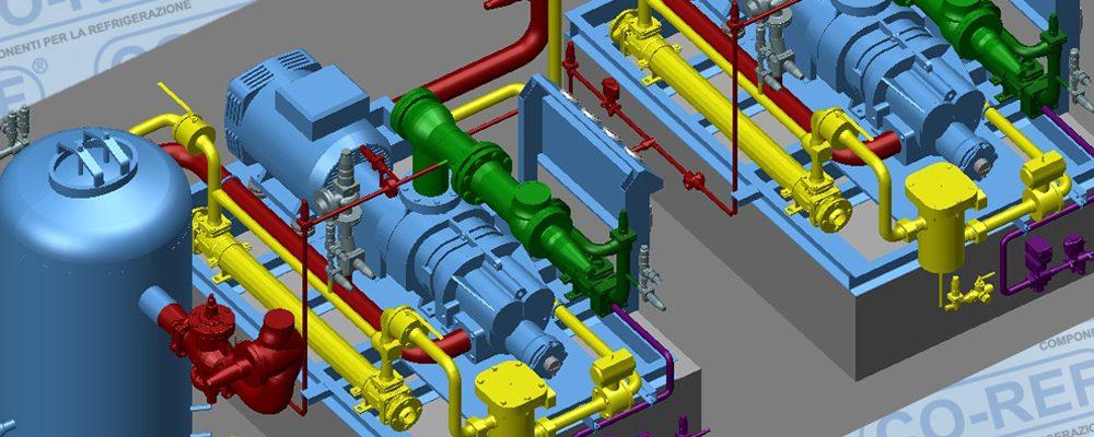Design of small process plants