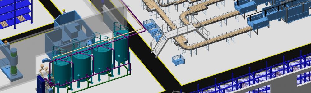 M4 PLANT - Anlagenbau und Fabrikplanung Software