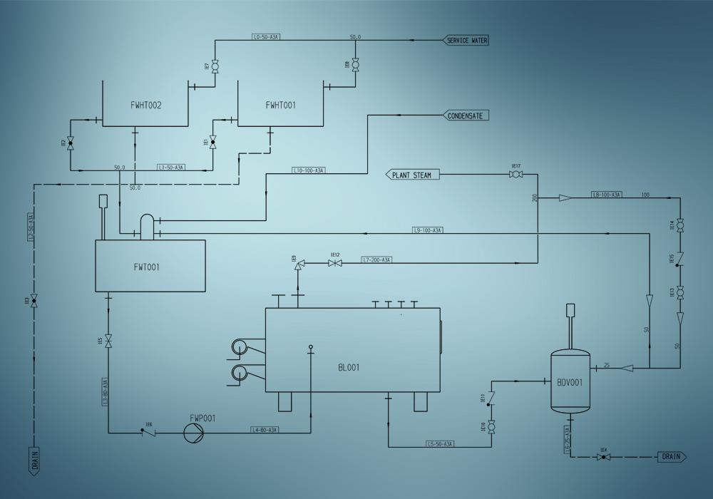 Piping  U0026 Instrumentation Diagram  U2013 What Is It