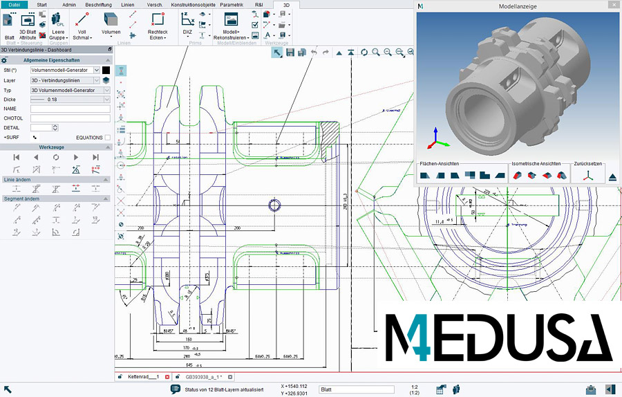 Parametric Design Configuration Included In Free Cad Software