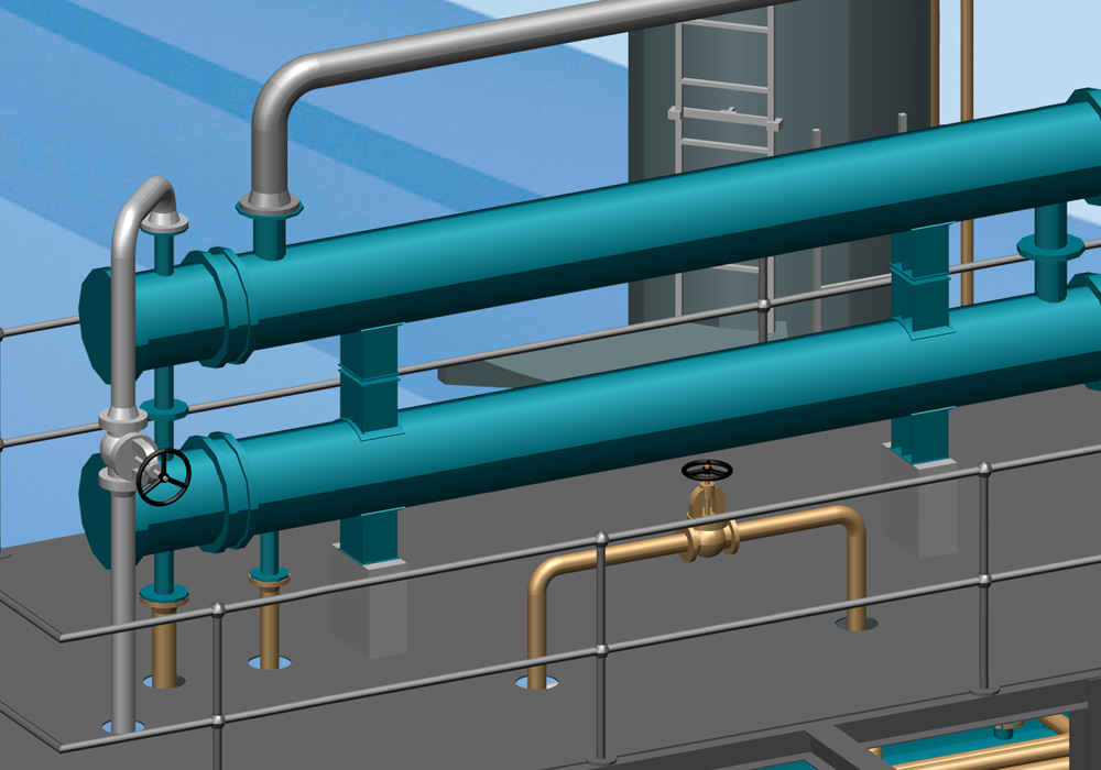 3d plant design software mpds4 - Piping Design Software Free