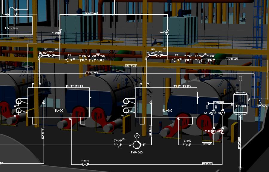 Free Cad Software Trial Medusa4 Cad Schroer 3d Plant Induced Info