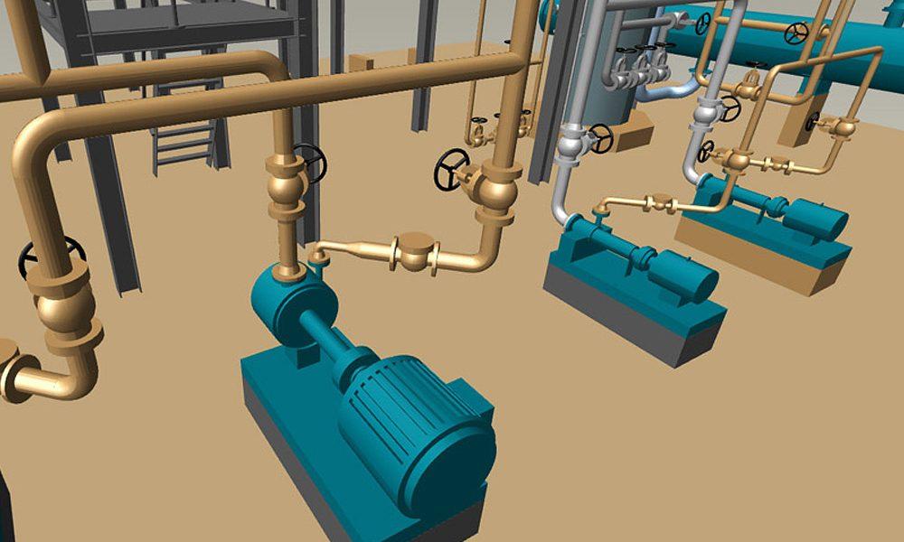 Logiciel flexible pour la conception industrielle 3D
