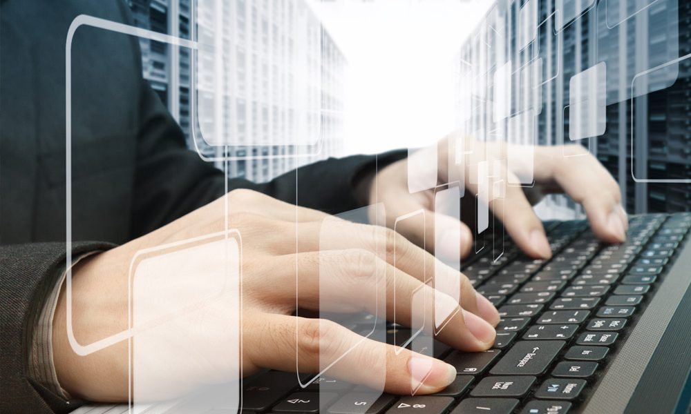 Automatisierung kompletter Geschäftsprozesse