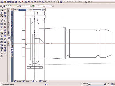 Free cad supports aspiring engineers with easy 2d dxf to Simple 2d cad