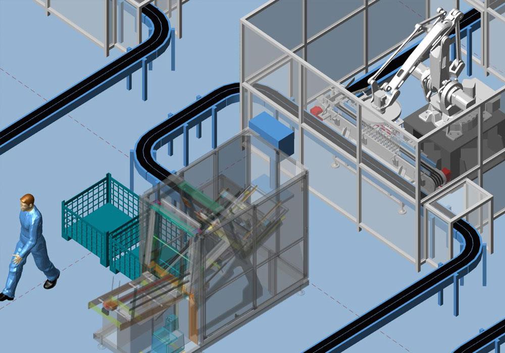 3d Factory Design 2d Layout Software M4 Plant