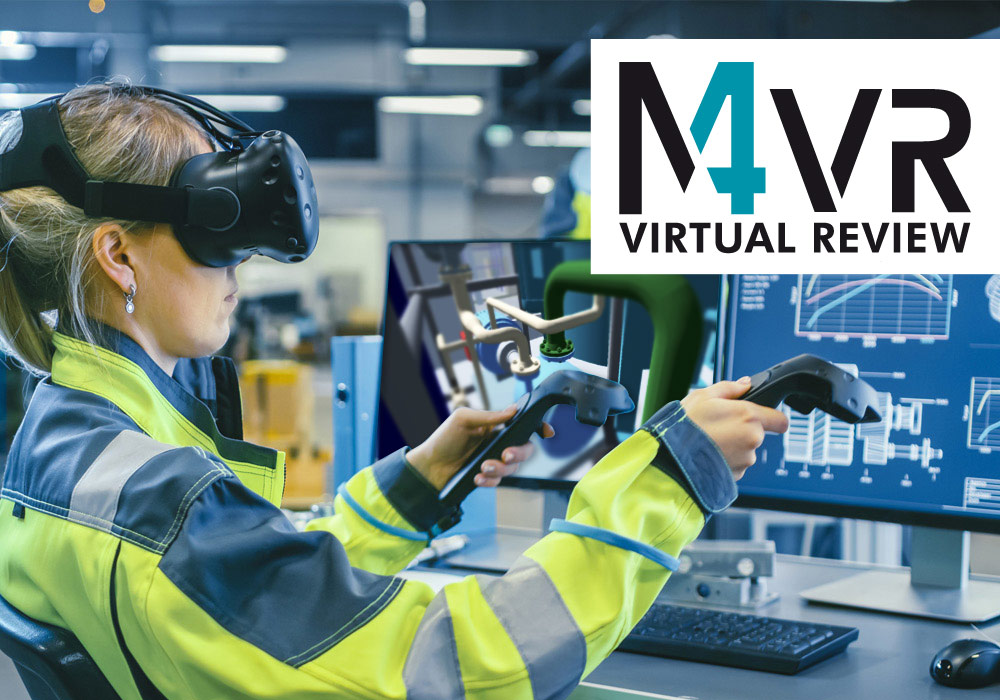 A high-performance VR experience with M4 VIRTUAL REVIEW