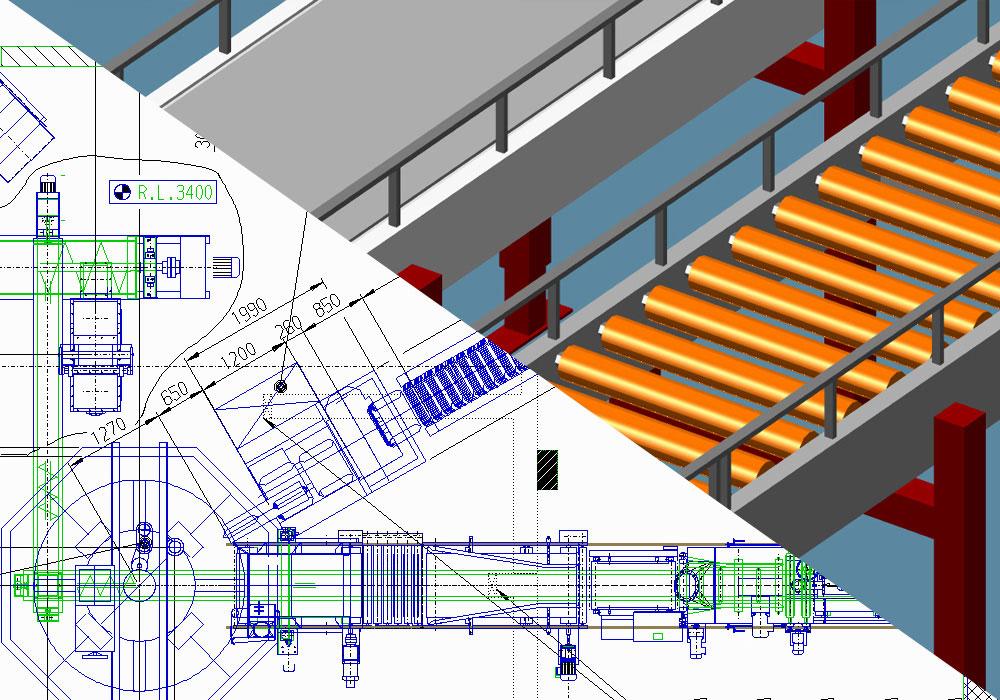 2D 3D Planning Factory Layout Software