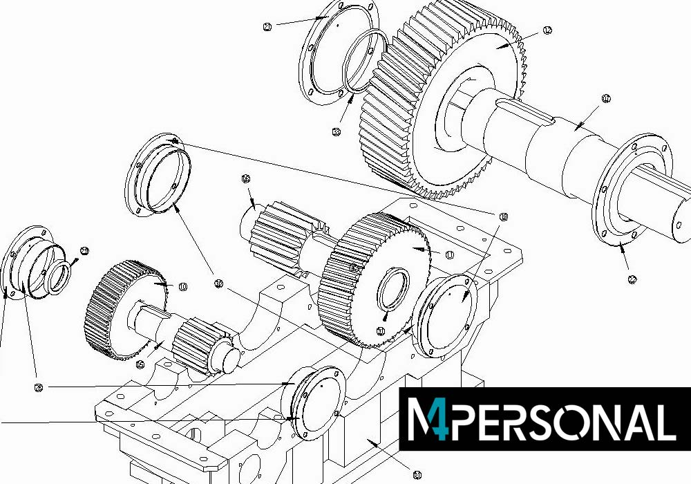 Download the free M4 PERSONAL CAD software