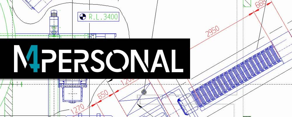 M4 PERSONAL: New version under new brand