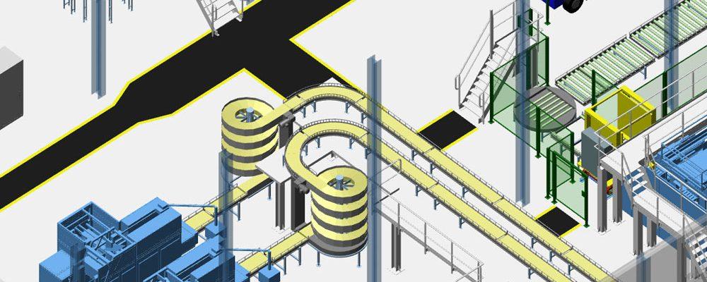 Ideal für die Planung großer Anlagen: M4 PLANT