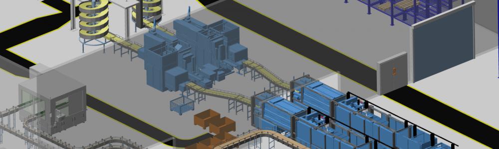 M4 FACTORY - Umfangreiche Fabrik und Layoutplanung